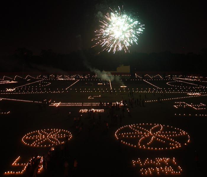 India Celebrates Diwali, Photo Gallery