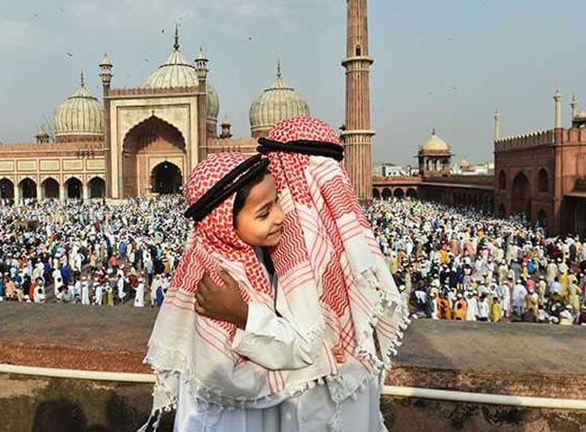Photo : Eid Ul Fitr Celebrated With Fervour Across The Country