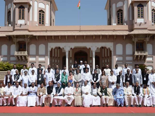 Photo : प्रधानमंत्री मोदी के गृहराज्य से कांग्रेस ने किया लोकसभा चुनाव अभियान का आगाज