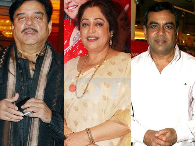 Photo : Election Results 2014: Some Stars Shine, While Some Fade Away