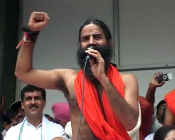 Baba Ramdev to end fast soon, promises new strategy