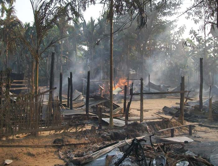 Northeast ethnic clashes displace thousands
