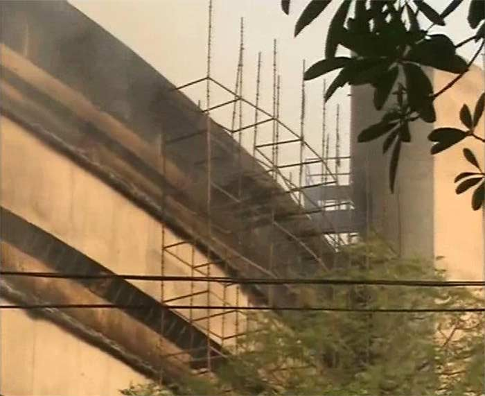 In Pics: What Fire Destroyed At National Museum Of Museum History In Delhi