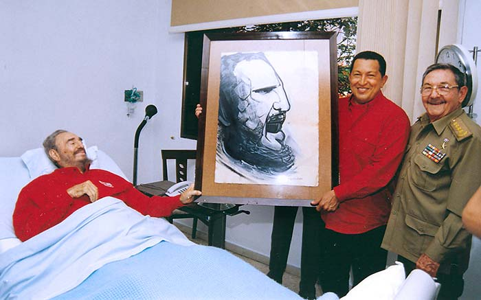 Life In Pics: Fidel Castro, A Communist Idol Who Defied The US