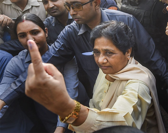 Lok Sabha Elections 2019: Political Heavyweights Cast Their Vote In Fifth Phase Of Election