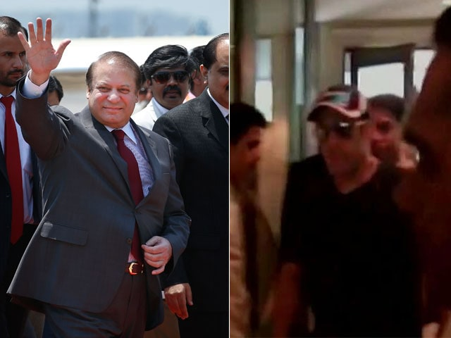 Photo : VIPs Arrive for Mr Modi's Swearing-In