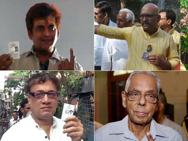 Photo : India votes in final phase of Lok Sabha polls