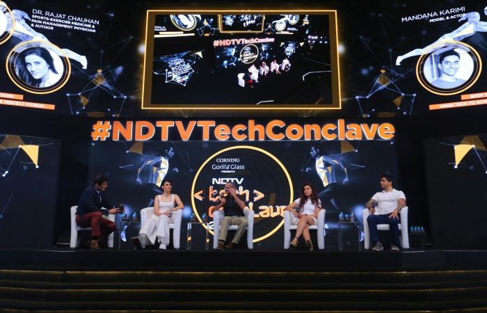 NDTV Tech Conclave 2018: How Technology Is Making Its Mark In the World of Fitness