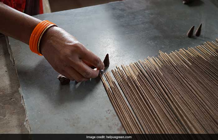 Diwali Special: Gift Eco-Friendly Incense Sticks Made From Floral Waste