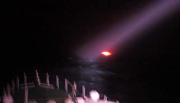 Pakistani Boat Blows Itself Off Gujarat Coast