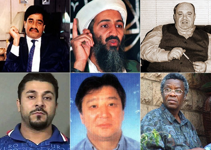 Worlds Most Wanted Fugitives