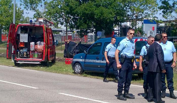 French Factory Attack: Man Beheaded, Several Injured