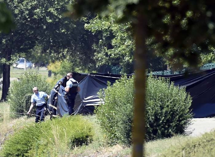 French Gas Factory Attack: Man Beheaded, Several Injured