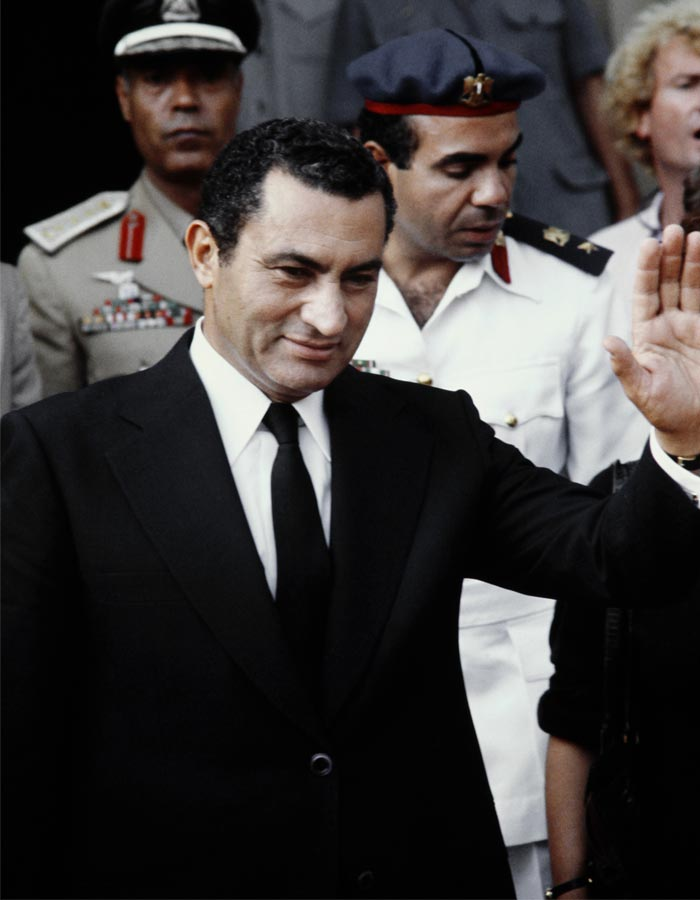 Egypt under Hosni Mubarak