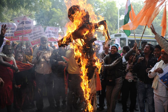 In pics: Through protests, India demands change