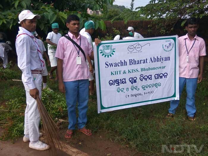Gearing Up For The 12-Hour Banega Swachh India Cleanathon