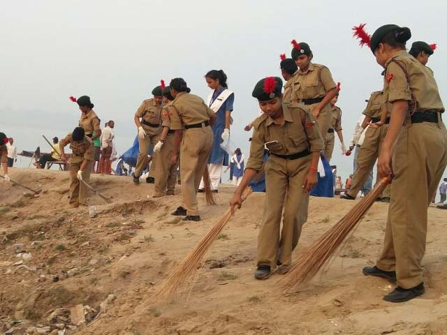 Photo : 12-Hour Banega Swachh India Cleanathon: India Gears Up For Cleanup Drives Across Many Cities
