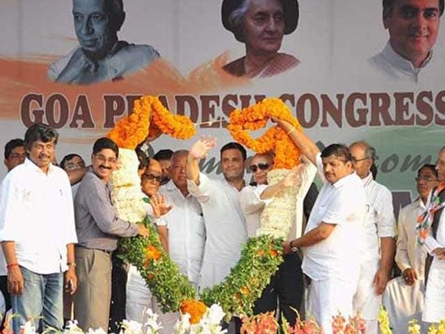 Photo : विधानसभा चुनाव 2017: गोवा में देखने को मिलेगा त्रिकोणीय मुकाबला...