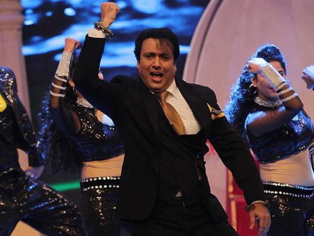 Photo : Govinda's Glorious Tribute to Big B at NDTV's Cleanathon