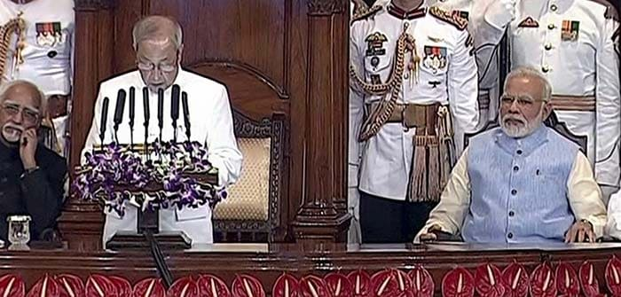 President Pranab Mukherjee, PM Narendra Modi Launch GST: Top 10 Photos