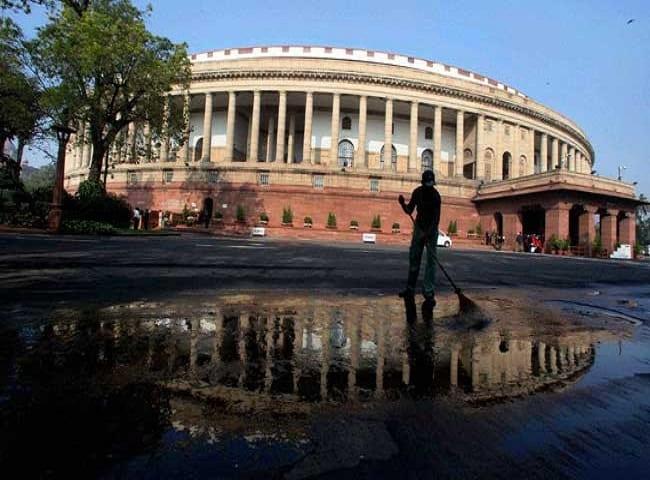 Photo : जीएसटी लॉन्च : पहले भी 3 बार हो चुका है संसद का मिडनाइट सेशन
