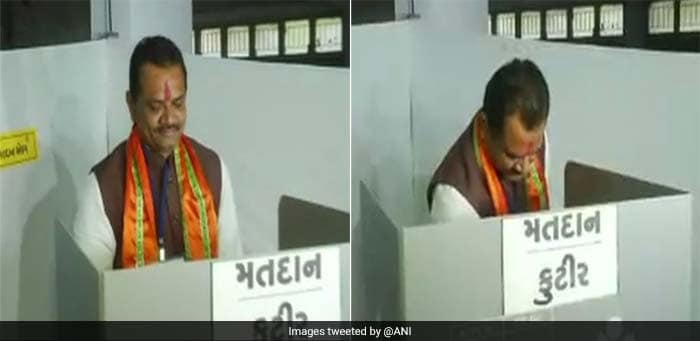 Gujarat Votes For 89 Seats In First Phase Of Assembly Polls