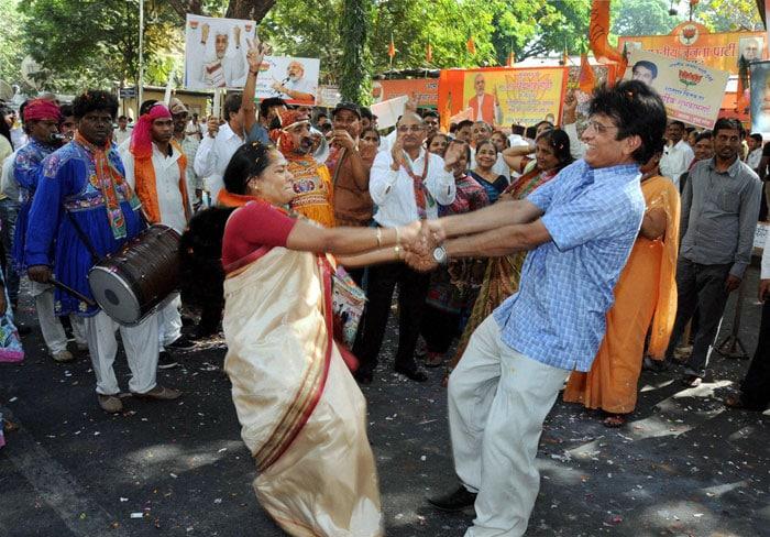 Modi wins, supporters say 2014 next