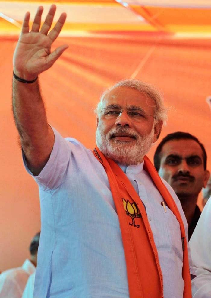 Gujarat elections phase 2: the big players