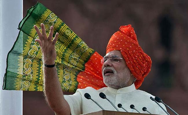Photo : The PM Who Wears Many Hats