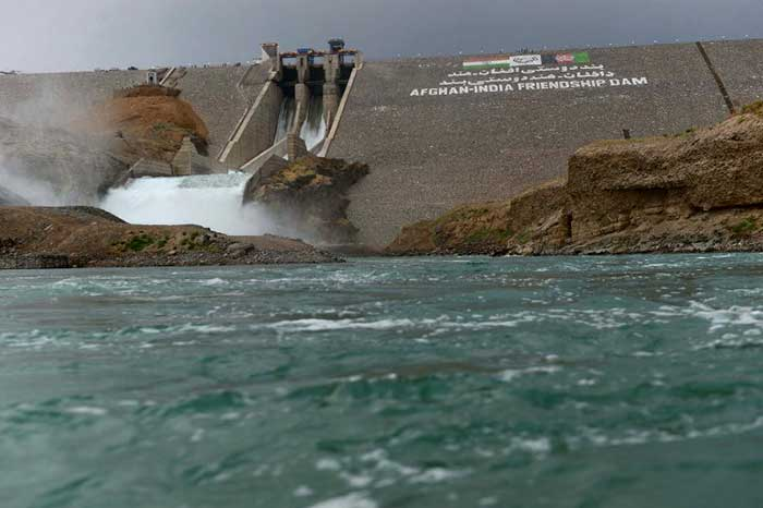 PM Modi Inaugurates \'Afghan-India Friendship Dam\'