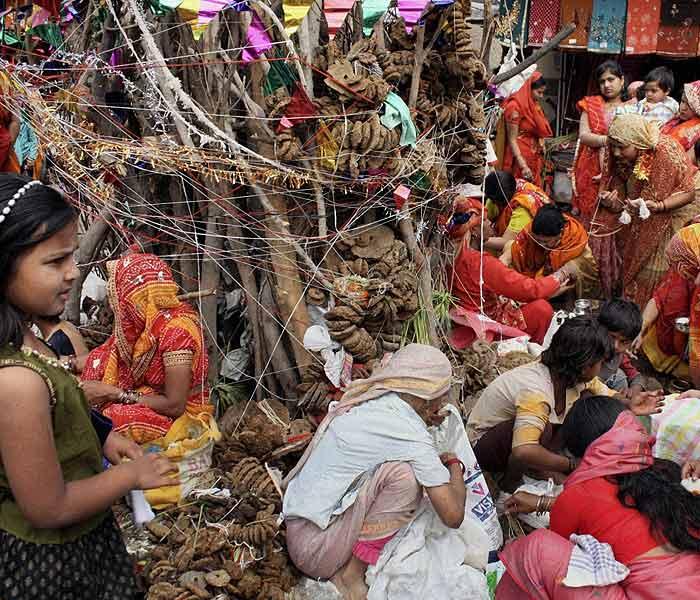 Holi celebrations around the world (2011)