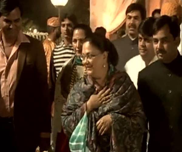 Hooda\'s big fat Jaipur wedding