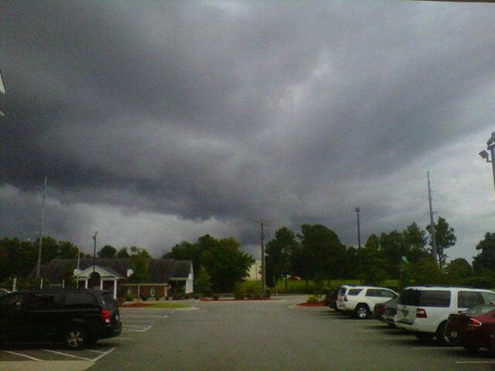 Dramatic pics: Hurricane Irene