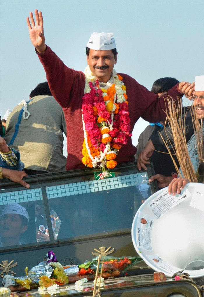 Arvind Kejriwal: From Taxman to Politician
