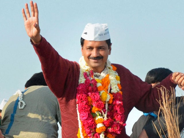 Photo : Arvind Kejriwal: From Taxman to Politician
