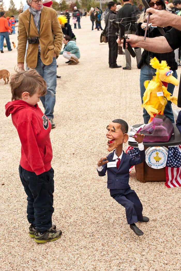 Best images from US Presidential elections 2012