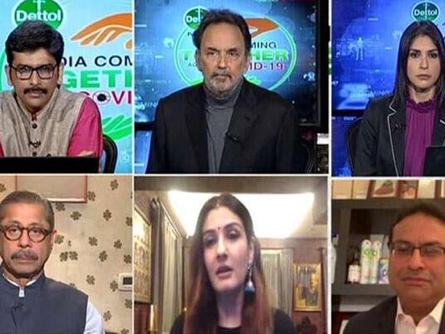 Photo : #INDIAAGAINSTCOVID19: विशेष टेलीथॉन में दिग्गजों ने रखी राय, जानें किसने क्या कहा...