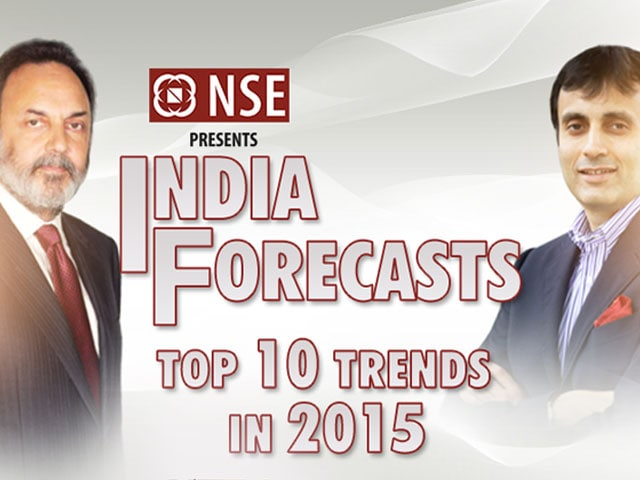 Photo : India Forecasts Top 10 Economic Trends in 2015