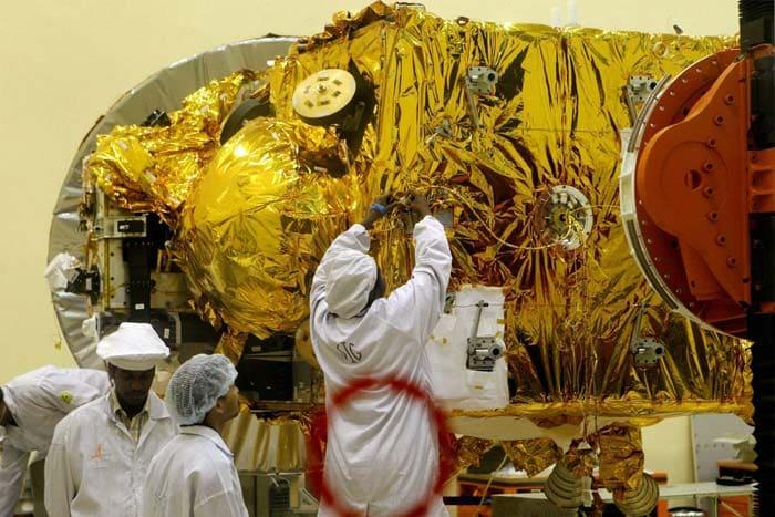 Mangalyaan, India\'s maiden satellite to Mars
