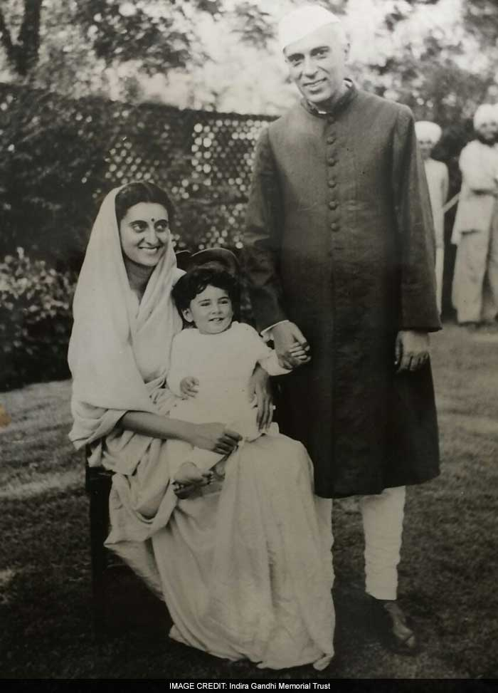 5 Rare Pics Of Indira Gandhi Including This One On Her Honeymoon