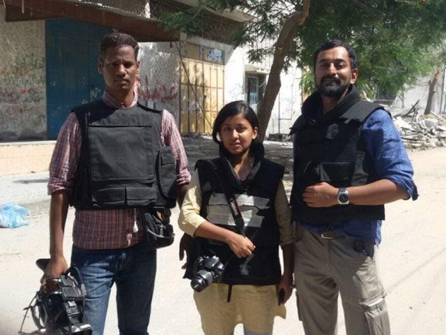 Photo : Inside Gaza: Reporter's Diary