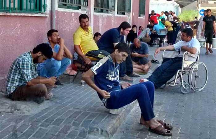 Inside Gaza: Reporter\'s Diary