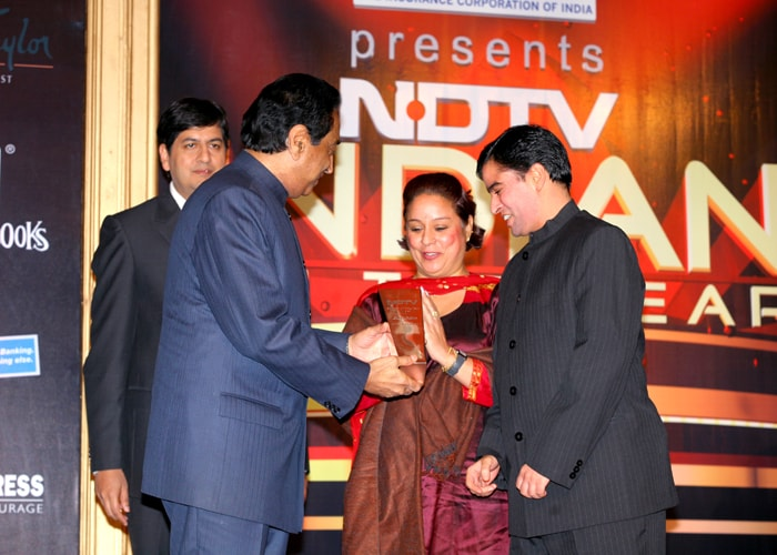 NDTV Indian of the Year 2007