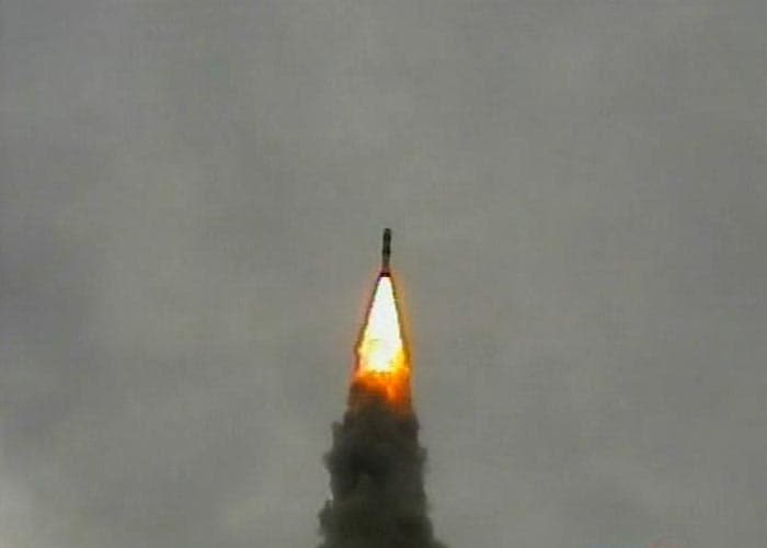 ISRO launches 100th space mission