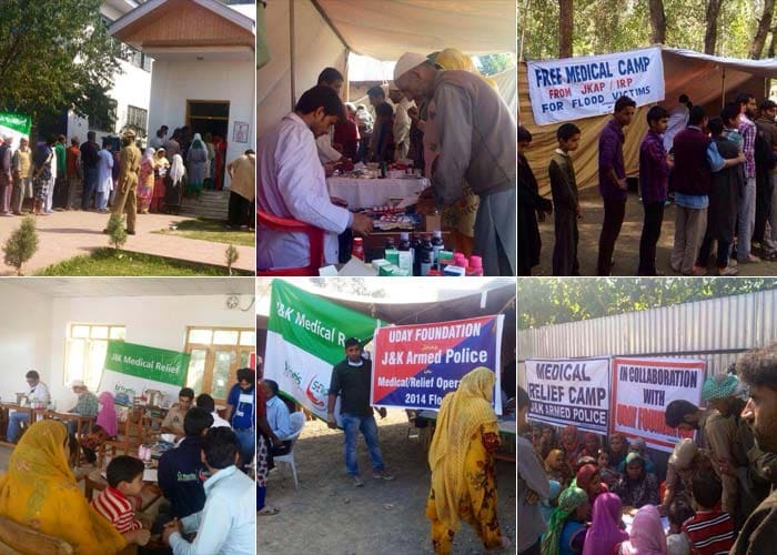 Blanket Drive To Warm Up The Flood Victims of Jammu & Kashmir