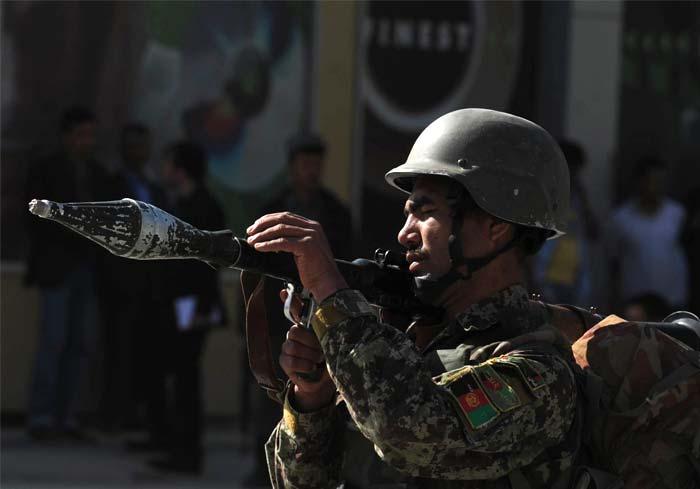 Multiple attacks across Kabul