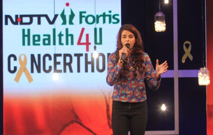 Music for a Cause: Performances at the Cancerthon