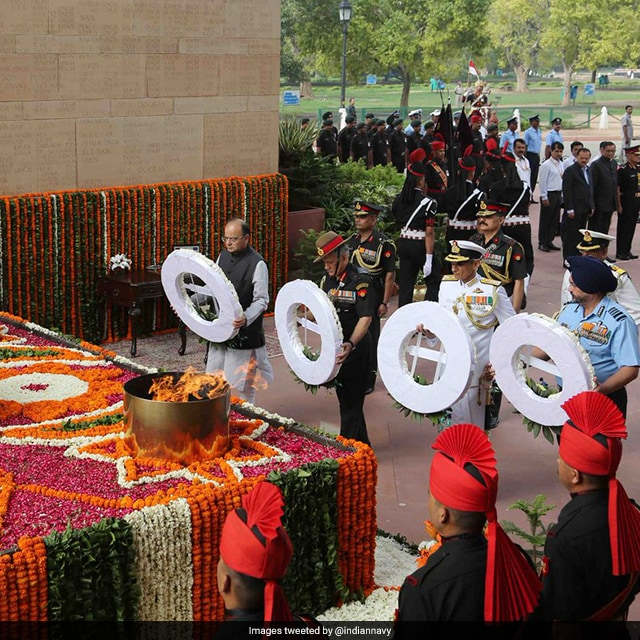 In Pics: Kargil Vijay Diwas - A tribute to soldiers behind the success of Operation Vijay