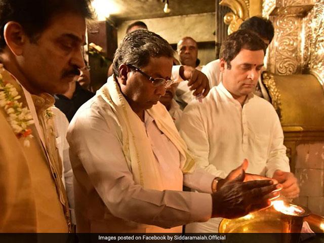 Photo : कर्नाटक चुनाव : कांग्रेस के बड़े चेहरे, उनकी सीटें...