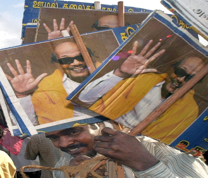 Karunanidhi turns 89: A look at his personal and political journey